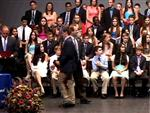 Blind Brook Middle School Moving Up Ceremony 2013