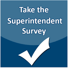 Superintendent Search SURVEY available through the end of day November 20, 2019.